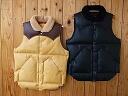 Rocky Mountain Rocky Mountain down vest-all leather Shearling color LEATHER DOWN VEST ' 13 Rocky Mountain