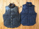 Rocky Mountain Feather Bed Rocky Mountain Harris Tweed down vest HARRIS TWEED VEST TWEED Rocky Mountain 2013 to be downed