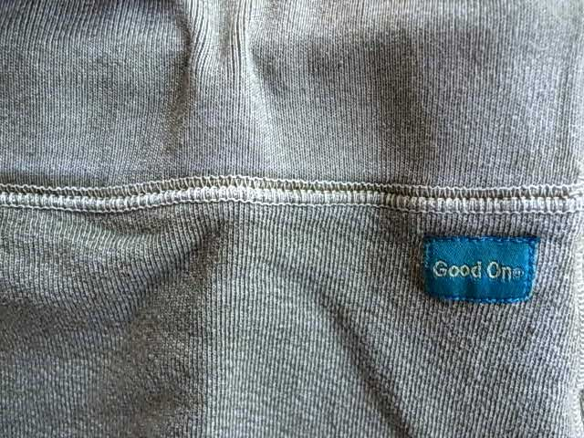 グッドオン スウェットロングスカート