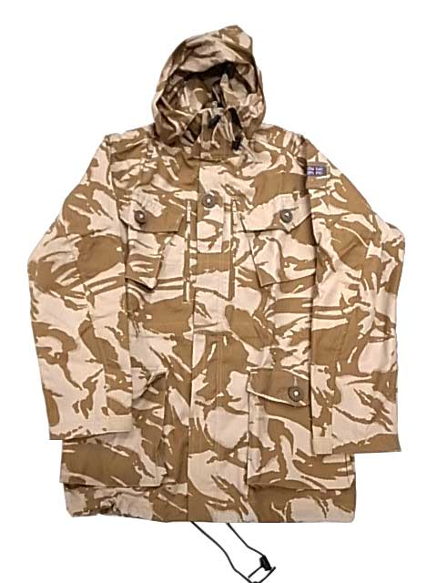 WINDPROOF COMBAT SMOCK