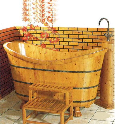 楽天市場】木風呂・天然木製 ...
