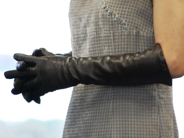 ロング手袋 長い