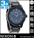 Review with coupon 6000 Yen-present during ★ [regular 2 years warranty] NA4881613 Nixon October Nixon Japan limited model Nixon watch men's watches NIXON watch NIXON OCTOBER MATTE BLACK/ANTIQUE SILVER Nixon watch JAPAN EDITION nixon watch upup7