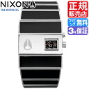Review with coupon 6000 Yen-present during ★ [regular 2 years warranty] NA028000 Nixon rotolog】dark Nixon watch men's watches NIXON watch NIXON ROTOLOG BLACK Nixon watch ladies nixon watch Nixon watch presents watch gift