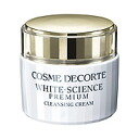 Kose Decorte white science premium cleansing cream 125 g COSME DECORTE skincare makeup remover fs3gm