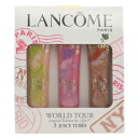Lancome juicy tubes トリオワールド tour 15 ml × 3 LANCOME (Lancome) fs3gm