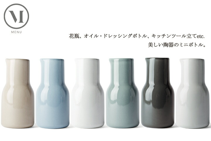 menu new norm mini bottle. Black Bedroom Furniture Sets. Home Design Ideas
