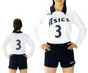Asics /asics game shirt (long sleeves)