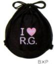 Sasaki /sasaki I ♥ R. G. ball cover