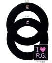 Sasaki /sasaki I ♥ R. G. Hoop cover