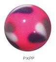 Sasaki /sasaki Stardust three-color balls