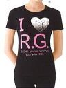 Sasaki /sasaki I ♥ R. G. women's t-shirt
