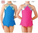 Sasaki /sasaki skirted Leotard for junior size