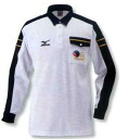 Mizuno /MIZUNO long-sleeved referee shirt