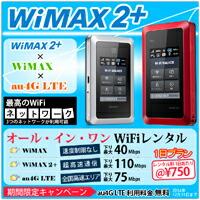 RTM����Х��롡��롡WiFi����롡au LTE��WiMAX 2+
