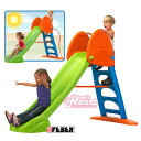 ♪ Feber Super slide water slides also would slide! Slide / slider