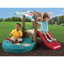 ♪ dockside sandbox & climber Climber Dockside Sandbox And sandbox / slide / heavy equipment