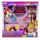 Disney Princess nail and lip gloss and tiara and necklace/MiniPCI/kids maxed / children's / Nail Polish / kids consume and genuine license,