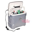 Thermoelectric cooler box an Iceless 28qt/26L size (model クーラーボックス / 12 V cigar lighter socket and power supply type) ■ an igloo/イグロー