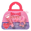 Mini makeup set (lovely pink) make up toys for kids