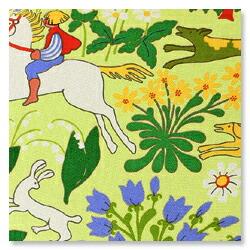 北欧ファブリックコラボ★バランスチェア・イージー専用カバー「ジャクテンA」 柄の一例