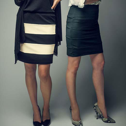 バンテージスカート