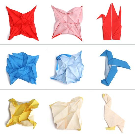 紙 折り紙:折り紙 メガネ-matome.naver.jp