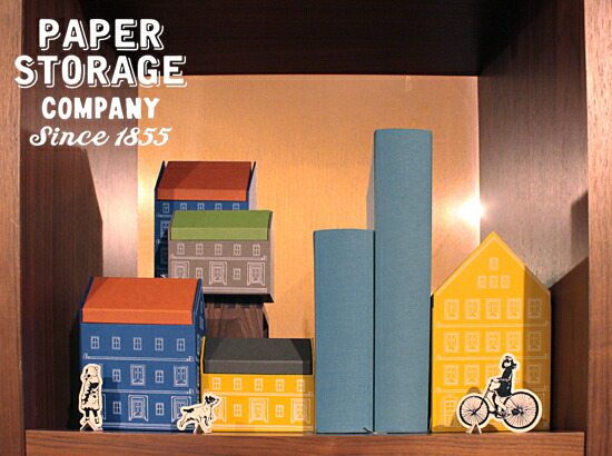 PAPER STORAGE COMPANY / travel house