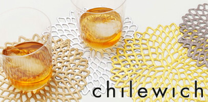 chilewich / PRESSED DAHLIA�ʥץ쥹�� ���ꥢ�˥�����������1��˥�������ľ��12.7cm