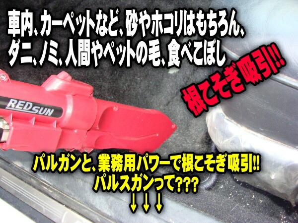 redsun レッドサン ガリュー 掃除機 RS27001 蔵王産業