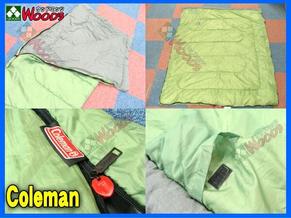 コールマン 寝袋 スリーピングバッグ -2〜14度 Coleman キッズモデル