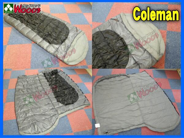 コールマン 寝袋 スリーピングバッグ 5度 Coleman Big Foot ビックフット
