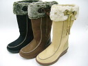 Hiromichi Nakano HN LO29 double waterproof and fur winter boots half