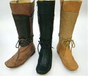 16 EM 100 casual knee high boots