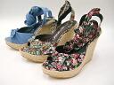 Venti Anni 53102 ☆ Venti Anni moroccojurtwedgesole, lace-up sandals