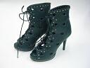Venti Anni 51673 ☆ Venti Anni flower cutlersuptypeopentu short boots
