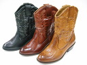 42698 Venti Anni Venn tear Nin ☆ vintage finish stitch design shortstop western boots