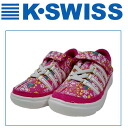 K-SWISS CHK089 Swiss hibiscus kids sneakers