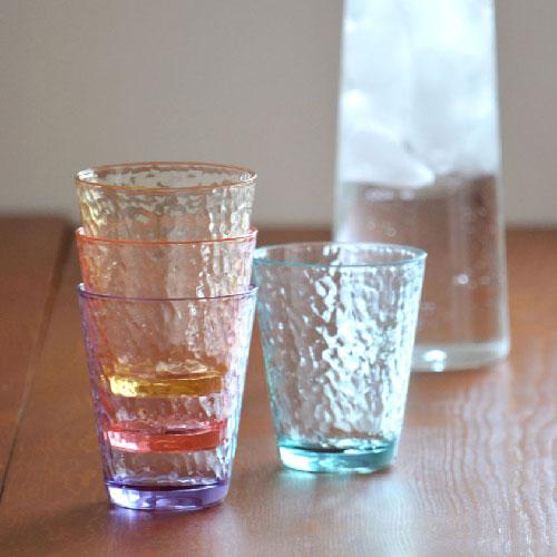 ガラスの質感