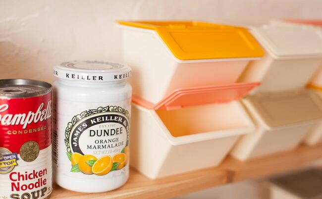 キャンベルスープ10オンス缶とサイズ比較