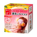 14 pieces of eye mask citrons hot with circulation ズム steam