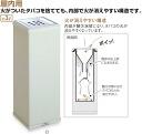5 Teramoto 消煙灰皿白 SS-255-000-smoking stands white-collars