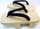 Ordinary Japanese of paulownia Geta men's sizes