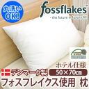 Fossflakes ( フォスフレイクス ) (TM) ウォッシャブルピロー ( 50 × 70 cm ) Hotel specification 10P13oct13_b fs3gm