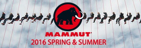 Mammut 2016SS collection