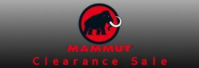 MAMMUT CLEARANCE SALE