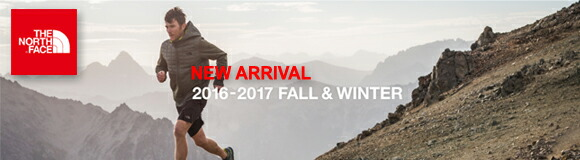 TNF 2016-17 FALL&WINTER COLLECTION