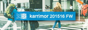 Karrimor 2015-16 fall&winter collection