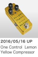 One Control ���ե������� Lemon Yellow Compressor ���󥤥��?����ץ�å���