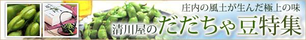 日本海ミネラル塩 だだちゃ豆に最高の相性!